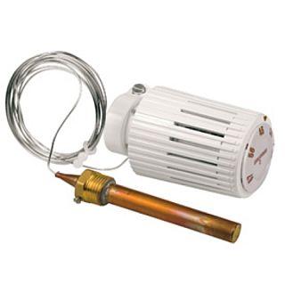 R462L2 cap termostatic cu sesizor la distanţă de 2m, pentru pardoseală radiantă