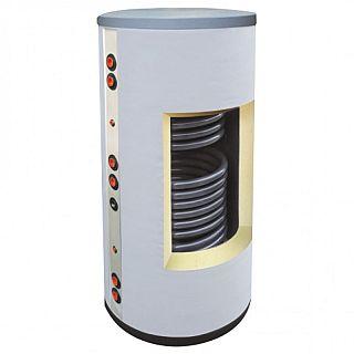 Concept - Boiler cu acumulare ACM de 200l cu două serpentine