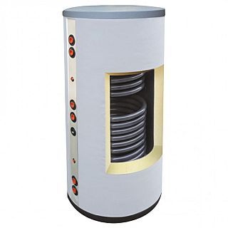 Concept - Boiler cu acumulare ACM de 1500l cu două serpentine