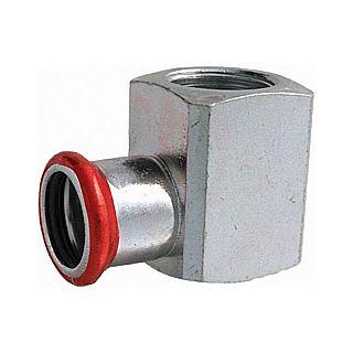 """FIX TREND Steel press cot 18mmx1/2"""" int."""