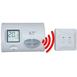 DELTA S2301-RF - Termostat de cameră digital cu radiofrecvenţă