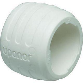 Inel Q&E Evolution Uponor cu opritor, alb - 25 mm