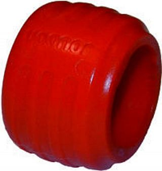 Inel Q&E Evolution Uponor cu opritor, roșu - 20 mm