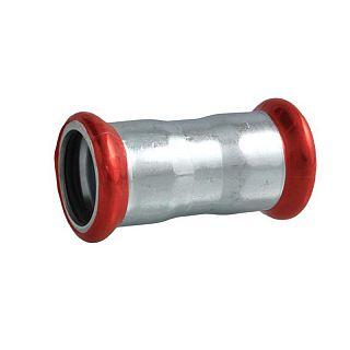 FIX TREND Steel press mufă egală 35 mm