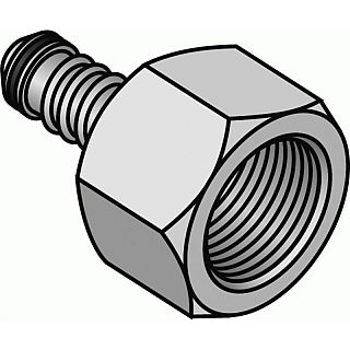 Racord test de presiune Uponor 16 mm