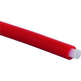 Ţeavă Uponor Radi Pipe PE-Xa 16 x 2,0 mm pentru încălzire PN6, în copex roşu